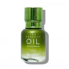 Масло для волос парфюмированное для восстановления секущихся кончиков Beaver Professional The Perfect Oil Hair Smoothing Fresh