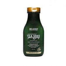 Шампунь с маслом чайного дерева Beaver Professional Essential Oil Of Tea Tree Shampoo, 350 мл