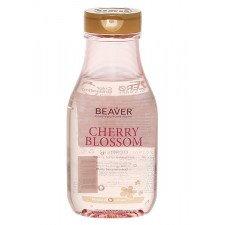 Шампунь для ежедневного использования с экстрактом цветов Сакуры Beaver Professional Cherry Blossom Shampoo, 60 мл