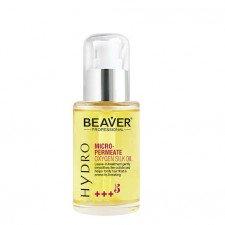 Микропроникающее масло с протеинами шелка Beaver Professional Micro-Permeate Oxygen Silk Oil