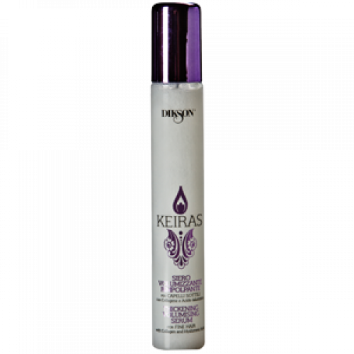Сыворотка для объема тонких волос Dikson Keiras Siero Volumizzante Rimpolpante