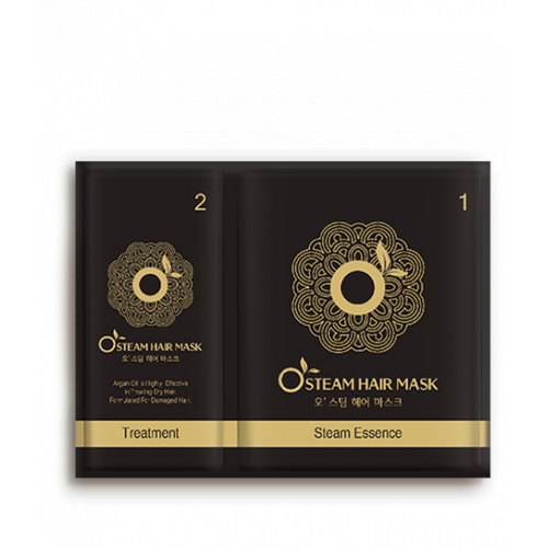 Паровая маска Moran O Steam Hair Mask