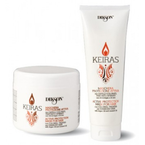 Маска для окрашенных волос Dikson Keiras Maschera Protezione Attiva