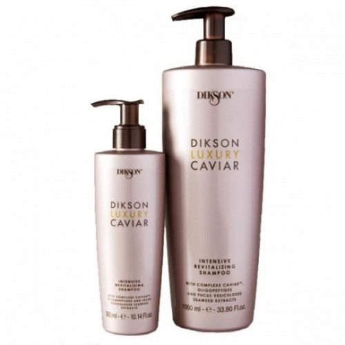 Ревитализирующий шампунь Dikson Luxury Caviar Shampoo