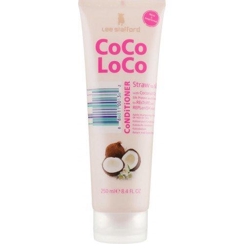 Увлажняющий кондиционер с кокосовым маслом Lee Stafford Coco Loco Conditioner, 250 мл