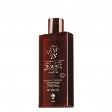 Очищающий шампунь для жирной кожи головы Tecna Teabase Clarifying