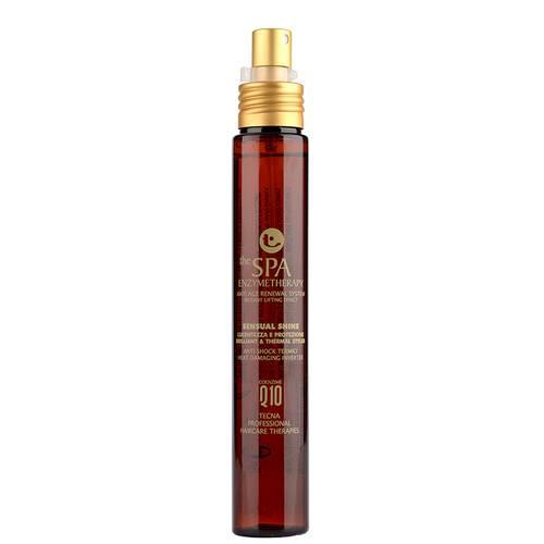 Спрей для волос термозащита и блеск Tecna SPA Enzymetherapy Sensual Shine