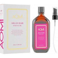 Эссенция для волос с маслом арганы AOMI Argan Hair Essence Oil