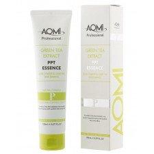 Эссенция для тонких волос Aomi Green Tea Extract PPT Essence
