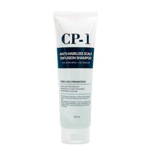 Шампунь против выпадения волос Esthetic House CP-1 Anti-Hairloss Scalp Infusion Shampoo