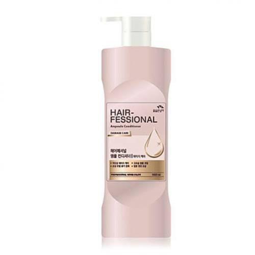 Увлажняющий кондиционер для поврежденных волос Cosmocos Hair-Fessional Ampoule Conditioner