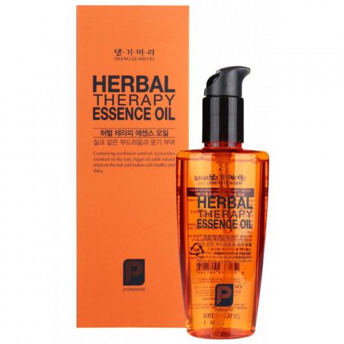 Масло для волос на основе целебных трав Daeng Gi Meo Ri Professional Herbal Therapy Essence Oil