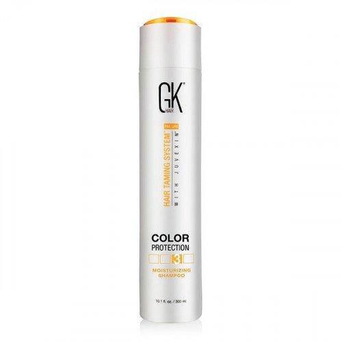 Увлажняющий шампунь Global Keratin Moisturizing Shampoo Color Protection, 300 мл
