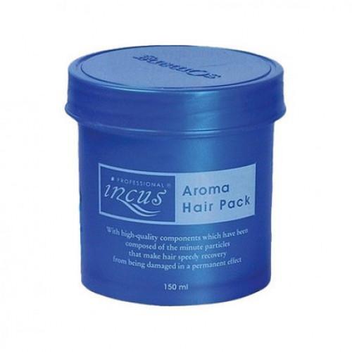 Восстанавливающая маска для волос с протеинами и кератином Incus Aroma Hair Pack