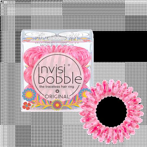 Резинка-браслет для волос Invisibobble Original Flores & Bloom Yes, WeCancum HP