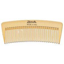Золотистый гребень для волос Janeke Golden Comb AU855