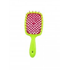 Расческа Janeke Superbrush With Soft Moulded Tips 82SP226COM