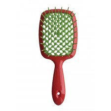 Расческа Janeke Superbrush With Soft Moulded Tips 94SP226ROS