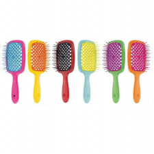 Расческа Janeke Hairbrush With Soft Moulded Tips
