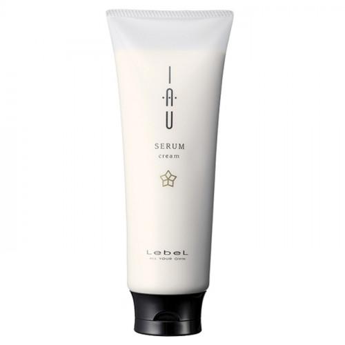 Сыворотка-крем для увлажнения и разглаживания волос Lebel IAU Serum Cream