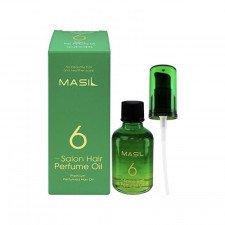 Увлажняющее парфюмированное масло для волос Masil 6 Salon Hair Perfume Oil