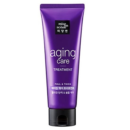 Коллагеновая антивозрастная маска для волос Mise en Scene Anti Aging Care Treatment