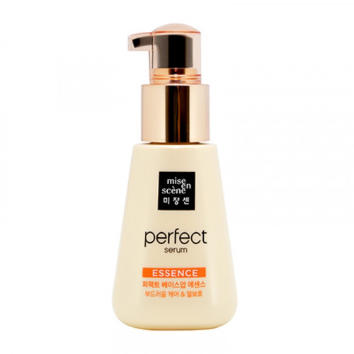 Увлажняющая и восстанавливающая эссенция для волос Mise en Scene Perfect Base Up Essence