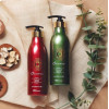 Шампунь для поврежденных волос Moran Premium Shampoo
