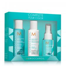 Набор для сохранения цвета Moroccanoil Complete Your Color Set