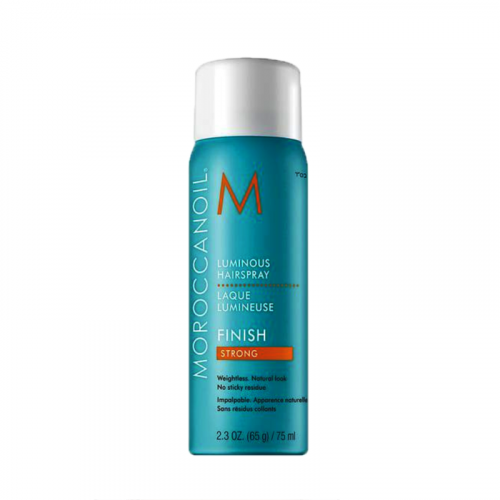 Сияющий лак для волос Moroccanoil Luminous Hairspray Extra Strong Finish, 75 мл