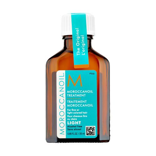 Восстанавливающее масло для волос Moroccanoil Oil Treatment For Fine And Light-Colored Hair Miniature