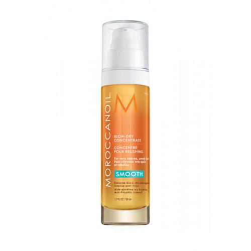 Концентрат для сушки волос феном Moroccanoil Smooth Blow-Dry Concentrate
