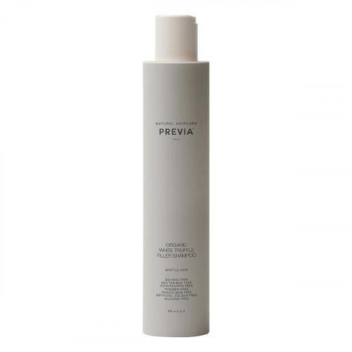 Шампунь филлер с белым трюфелем Previa White Truffle Filler Shampoo