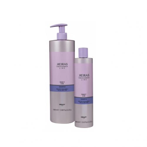 Шампунь для ежедневного применения для всех типов волос Dikson Daily Use Keiras Urban Barrier