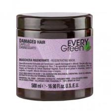 Восстанавливающая маска Dikson Every Green Damaged Hair Mask