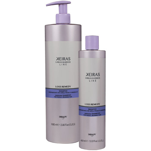 Стимулирующий шампунь для волос Dikson Keiras Urban Barrier Loss Remedy Shampoo