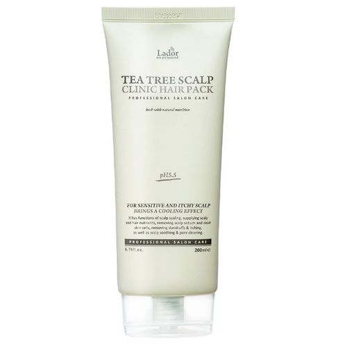 Маска для волос La'dor Tea Tree Scalp Clinic Hair Pack