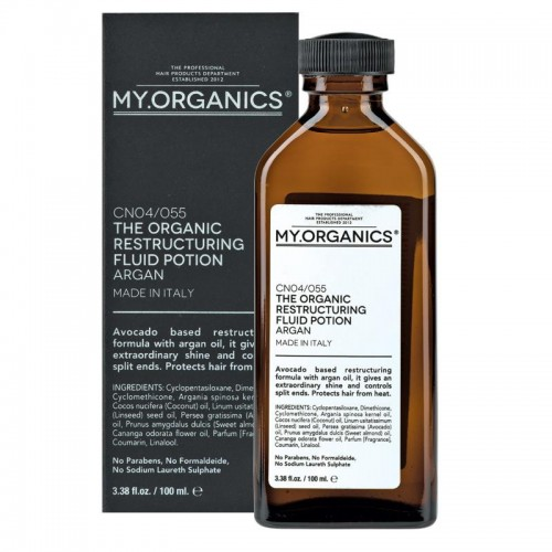 Флюид для волос My.Organics The Organic Neem Fluid Perfumed Certificato