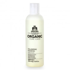 Шампунь для объема и быстро жирнеющих волос Organic Pure Care Voluminizing Shampoo