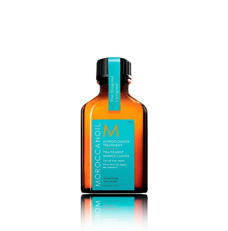 Аргановое масло, Аргановое масло для волос